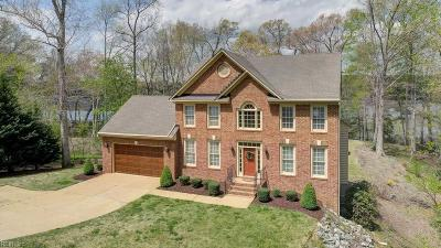 York County Single Family Home New Listing: 198 W Queens Dr