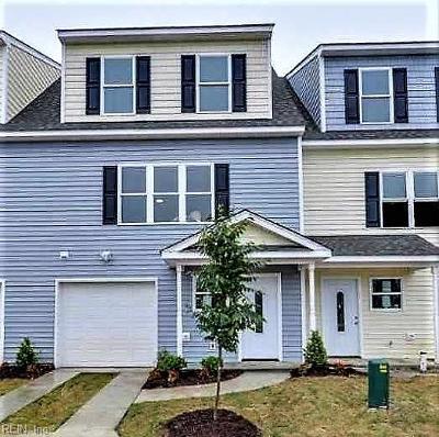 Virginia Beach VA Single Family Home New Listing: $222,500
