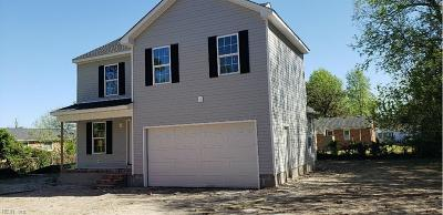 Portsmouth Single Family Home New Listing: 300 Baldwin Ave