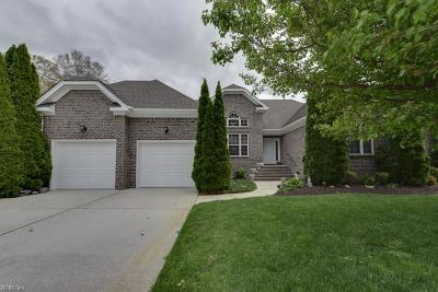 Chesapeake Single Family Home New Listing: 1327 Laurel Ridge Ln