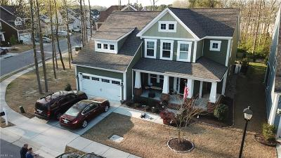 Virginia Beach Single Family Home New Listing: 1337 Front St