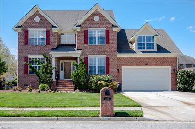 Virginia Beach Single Family Home New Listing: 2369 Fenwick Way