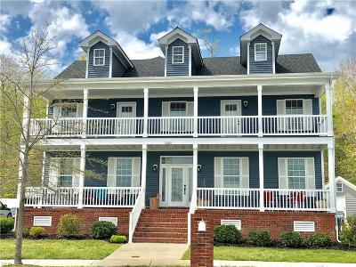 Virginia Beach Single Family Home New Listing: 2293 Locksley Arch