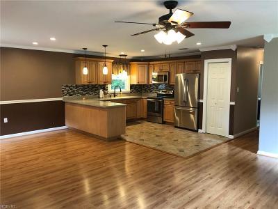 Suffolk Single Family Home New Listing: 1120 Cherry Grove Rd N