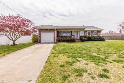 Virginia Beach VA Single Family Home New Listing: $159,000