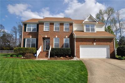 Chesapeake Single Family Home New Listing: 705 Abilene Ct