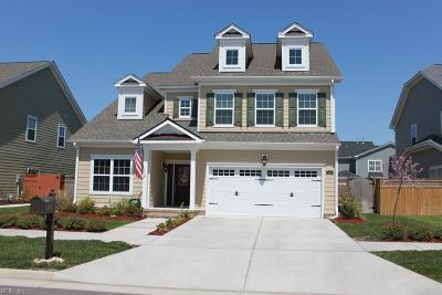 Virginia Beach Single Family Home New Listing: 1980 Grandon Loop Rd