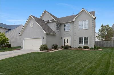 Virginia Beach Single Family Home New Listing: 1312 Akinburry Rd