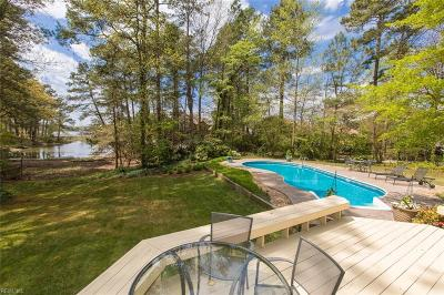 Virginia Beach Single Family Home New Listing: 2801 Forest Hills Ct