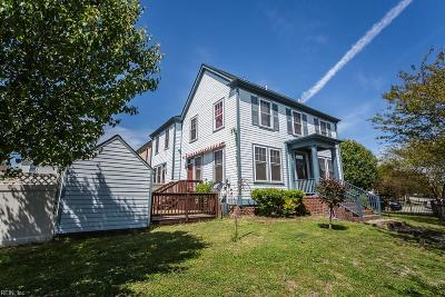 Portsmouth Single Family Home New Listing: 1012 South St