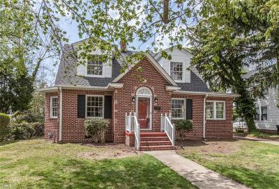 Hampton Single Family Home New Listing: 159 Alleghany Rd