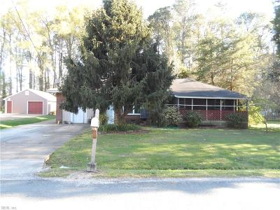 York County Single Family Home New Listing: 115 Byrd Ln