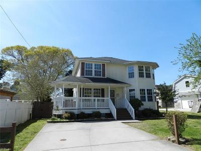Norfolk Single Family Home New Listing: 2581 Westminster Ave