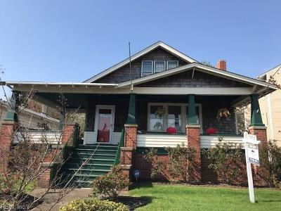 Norfolk Single Family Home New Listing: 1525 E Ocean View Avenue Ave