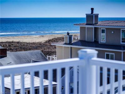 Virginia Beach Single Family Home New Listing: 6205 Ocean Front Ave
