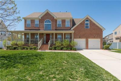 Virginia Beach Single Family Home New Listing: 940 Jenkins Dr