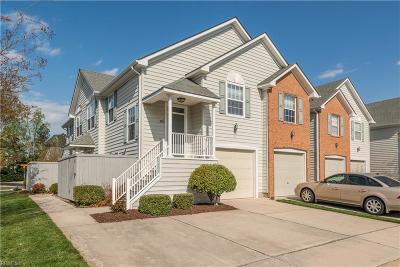 Virginia Beach Single Family Home New Listing: 2111 Portofino Ct #133