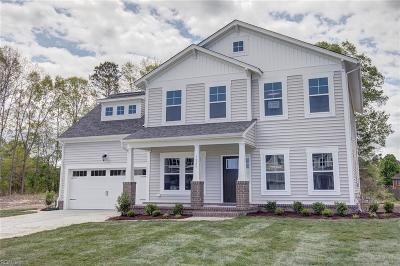 Chesapeake Single Family Home New Listing: 1245 Madeline Ryan Way