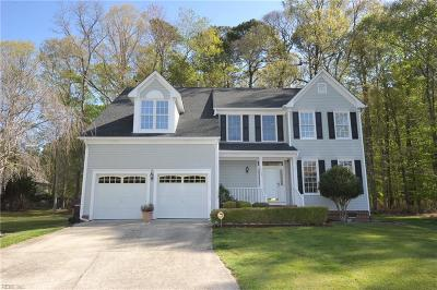 Chesapeake Single Family Home New Listing: 3706 Elkton Ct
