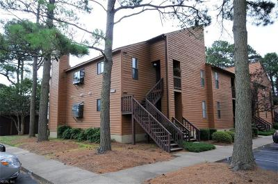 Virginia Beach Single Family Home New Listing: 3017 Cape Henry Ct