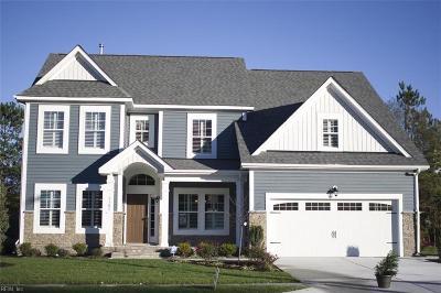 Chesapeake Single Family Home New Listing: 1101 Madison Lynn Way
