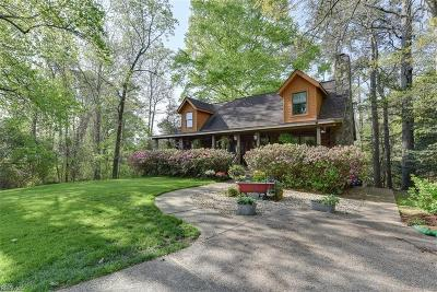 Suffolk Single Family Home New Listing: 1853 Oyster Bay Ln