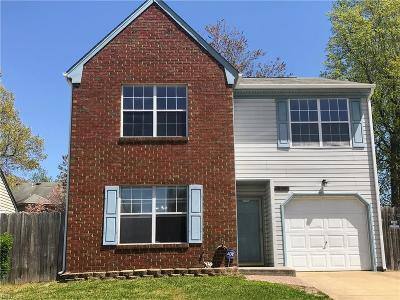 Virginia Beach Single Family Home New Listing: 960 Thompson Way