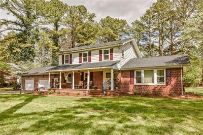 Suffolk Single Family Home New Listing: 5128 Harbor Rd