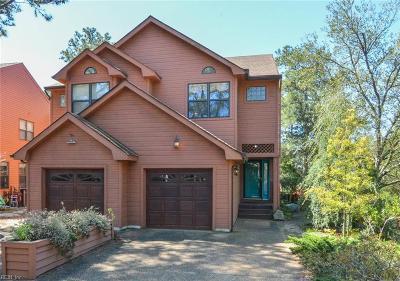 Virginia Beach Single Family Home New Listing: 2157 Woodlawn Ave
