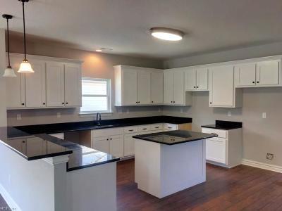 Chesapeake Single Family Home New Listing: 1229 Stewart St