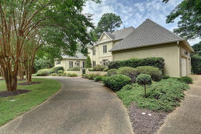 Virginia Beach Single Family Home New Listing: 1736 Green Hill Rd