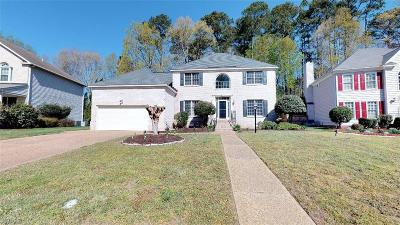 York County Single Family Home New Listing: 122 Crosspointe Ct
