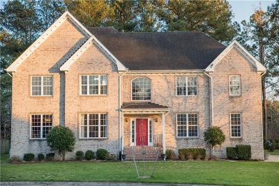 Virginia Beach Single Family Home New Listing: 909 Corrente Ln