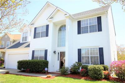 Suffolk Single Family Home New Listing: 6404 Sheffield Ct N