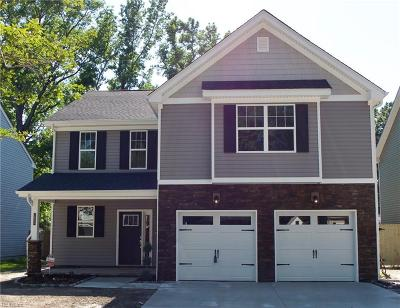 Norfolk Single Family Home New Listing: 3405 Peronne Ave