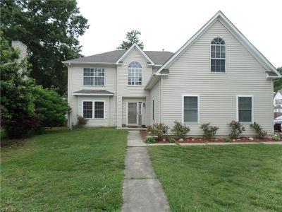 Hampton Single Family Home New Listing: 5 Wills Way