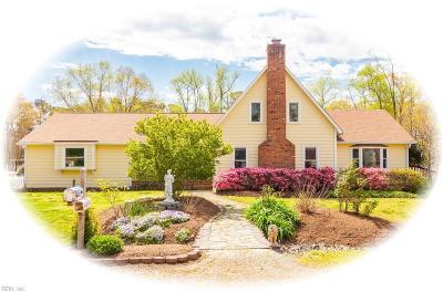 York County Single Family Home New Listing: 100 Perrin Cir