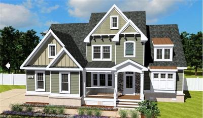 Virginia Beach Single Family Home New Listing: 1516 Scopus Bridge Ct