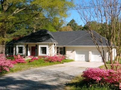 Gloucester Single Family Home New Listing: 5585 Fiddlers Green Rd