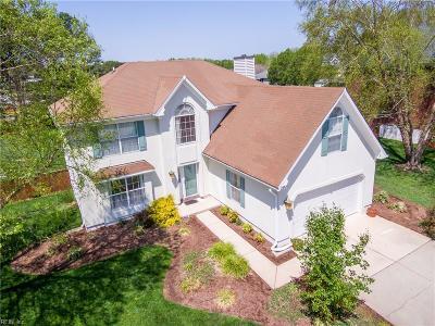 Virginia Beach Single Family Home New Listing: 2753 Elson Green Ave