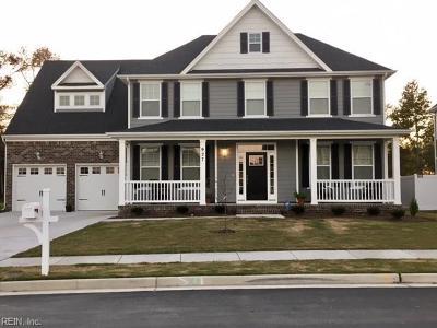 Chesapeake Single Family Home New Listing: 909 Skipperlin Way