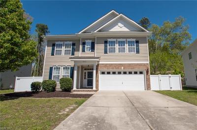Virginia Beach Single Family Home New Listing: 5416 Ann Arbor Ln