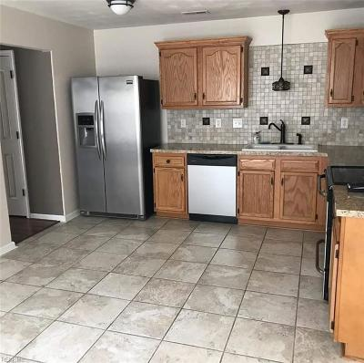 Suffolk Single Family Home New Listing: 6321 Scottsfield Dr
