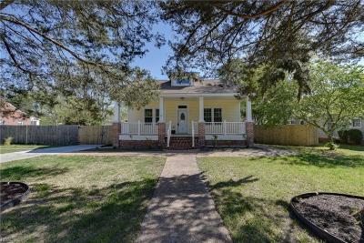 Hampton Single Family Home New Listing: 58 Greenbriar Ave
