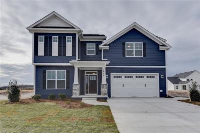 Chesapeake Single Family Home New Listing: Mm505c Hickory Lndg