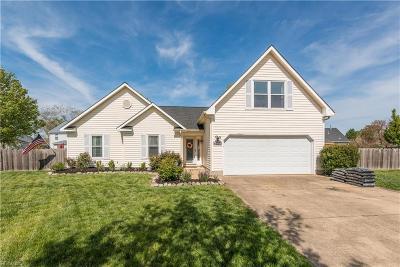 Virginia Beach Single Family Home New Listing: 2320 Alloway Ct