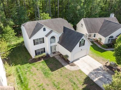 Virginia Beach Single Family Home New Listing: 2604 Mulberry Loop