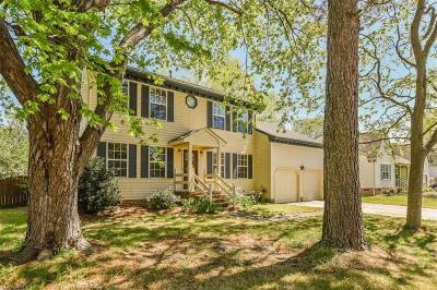 Chesapeake Single Family Home New Listing: 1127 Norcova Ct