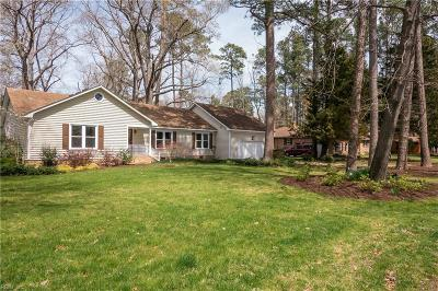 Virginia Beach Single Family Home New Listing: 3448 Green Pine Ln
