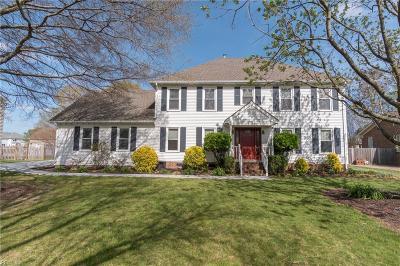 Virginia Beach Single Family Home New Listing: 2257 Kindling Hollow Rd